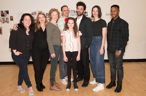 Clare Lizzimore,  Gaye Taylor Upchurch, Kristin Griffith, Greg Keller, Fina Strazza, Morgan Spector, Rebecca Hall, david Pegram