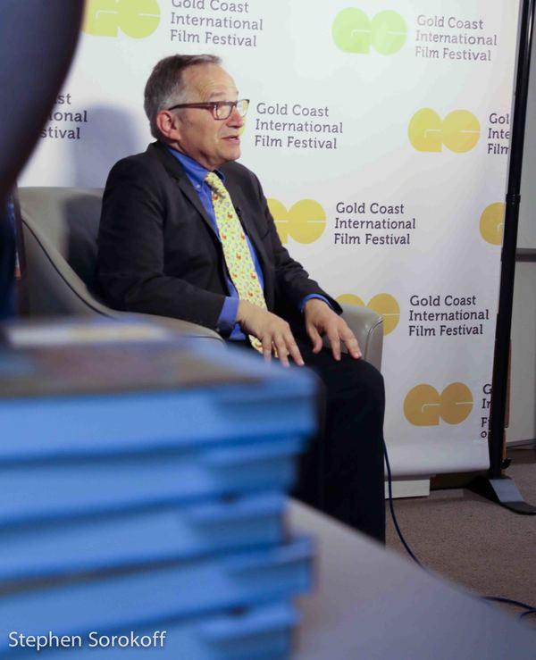 Photo Coverage: Gold Coast Intl. Film Festival Previews Jacques Pepin PBS Documentary