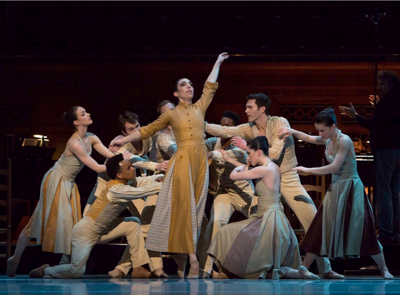 BWW Review: Nashville Ballet Debuts Christopher Stuart's 7 DEADLY SINS