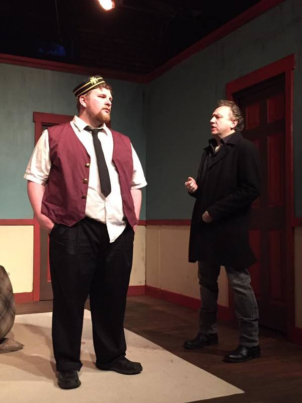 Photo Flash: First look at A BEHANDING IN SPOKANE at ART/WNY