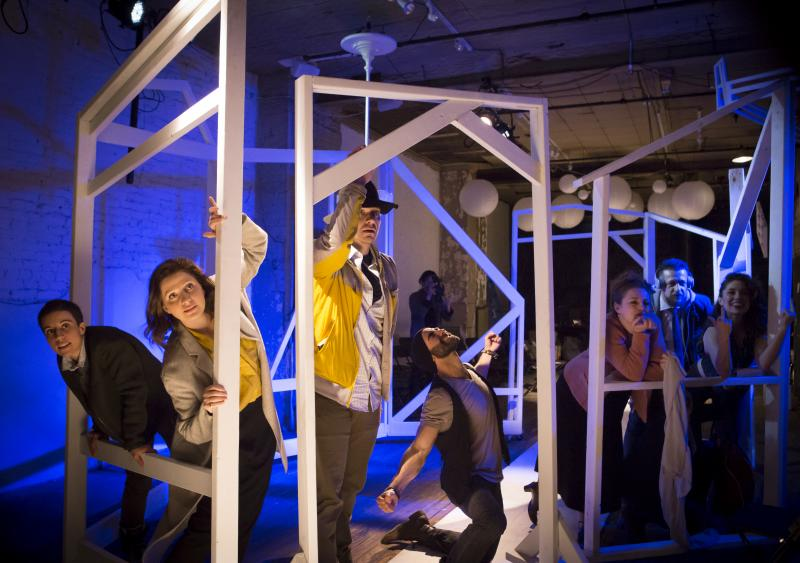 BWW REVIEW: Despite Talented Cast,  Lost and Found's OLD NEW YEAR Fails To Find Its Way