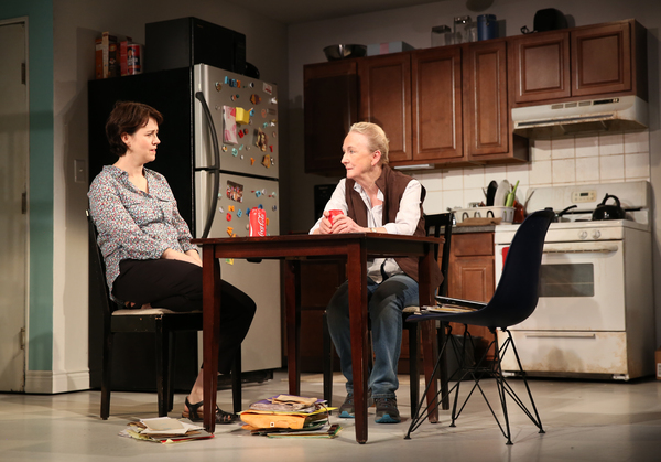 Emily Donahoe and Kathleen Chalfant