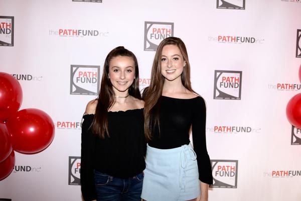 Ashley Lanzoni and Haley Lanzoni Photo