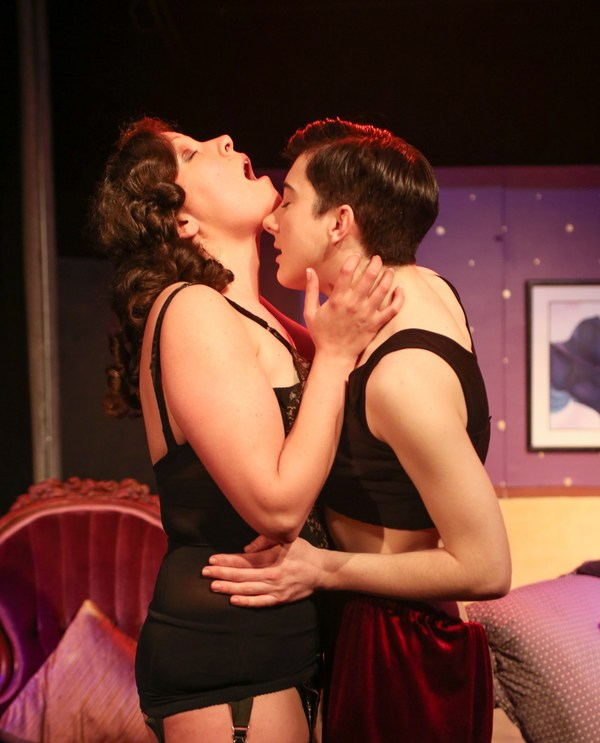 Photo Flash: Reboot Theatre Company presents PRIVATE LIVES