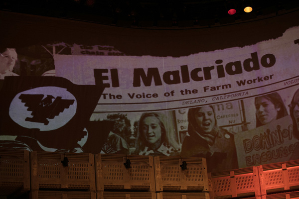 Photo Coverage: THE SWEETHEART DEAL Explores Struggle for Farm Workers' Rights