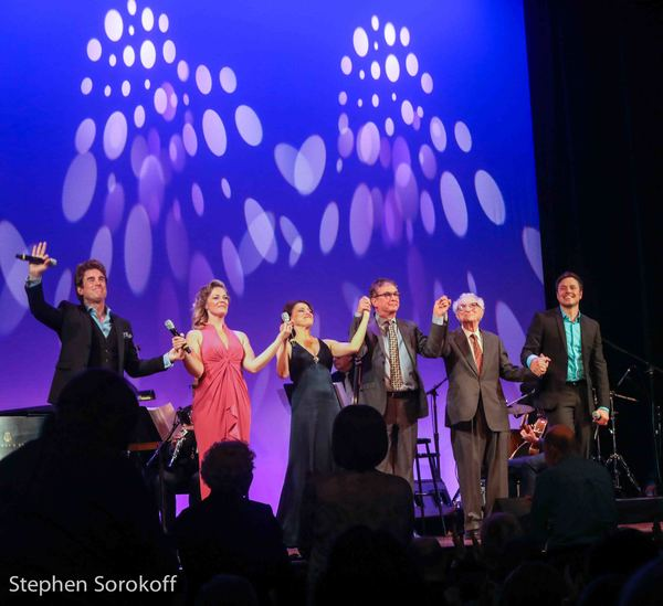 Photo Coverage: Sheldon Harnick Hosts Unsung Lyricists at 92Y