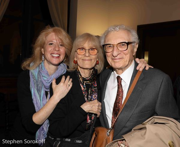 Deborah Grace Winer, Margery Gray, Sheldon Harnick