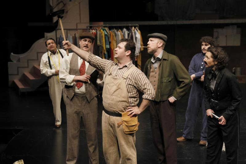 BWW Review: Seattle Shakes Musical MIDSUMMER Hits Several Bad Notes