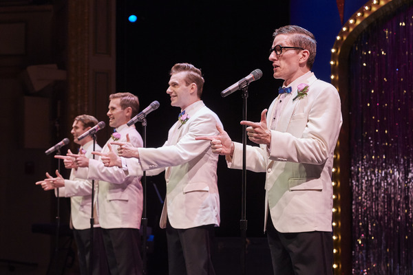 Photo Flash: Great Lakes Theater's FOREVER PLAID is Off to a Harmonious Start