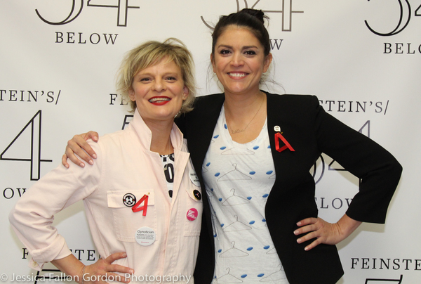 Martha Plimpton and Cecily Strong