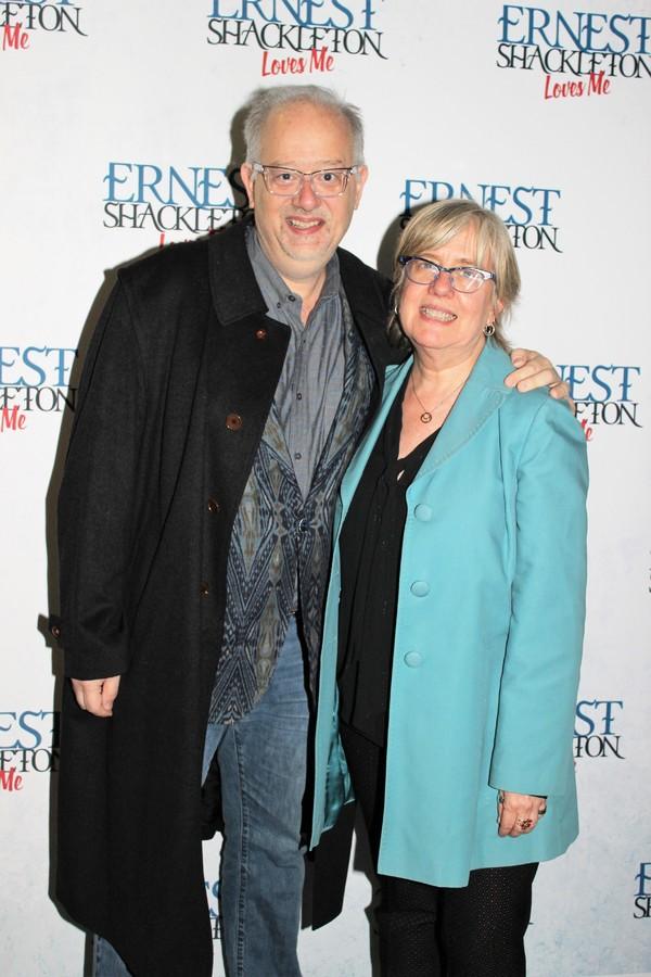 Doug Wright and Lisa Peterson Photo