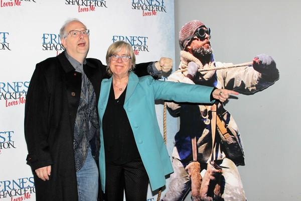 Doug Wright and Lisa Peterson