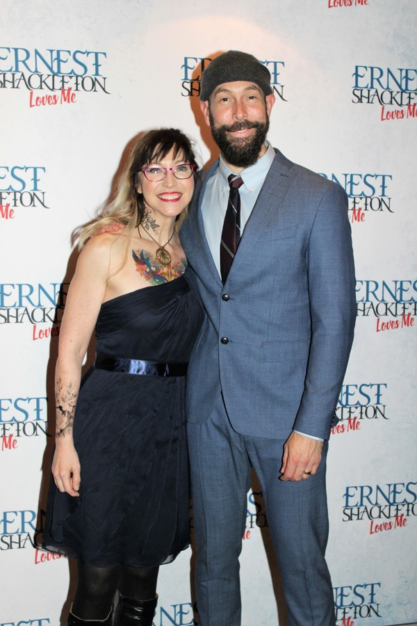 Photo Coverage: ERNEST SHACKLETON LOVES ME Celebrates Opening Night!