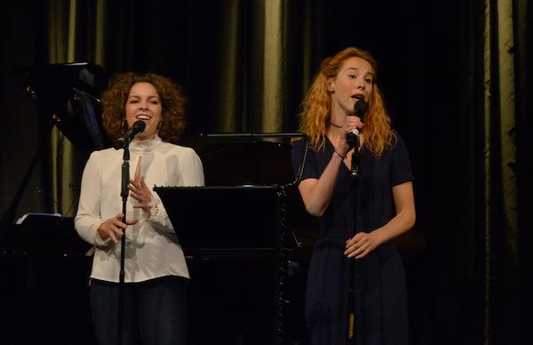 Jemma Revell and Sanne Den Besten Photo