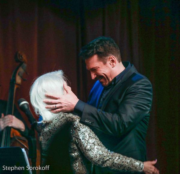 Photo Coverage: Mandy Gonzalez & Paulo Szot Join Jamie deRoy & Friends Tony Show at Birdland