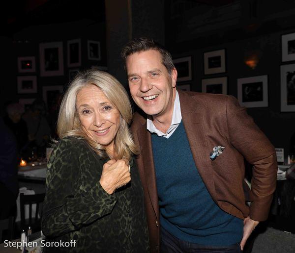 Eda Sorokoff & steven Reineke, music director/conductor The New York Pops