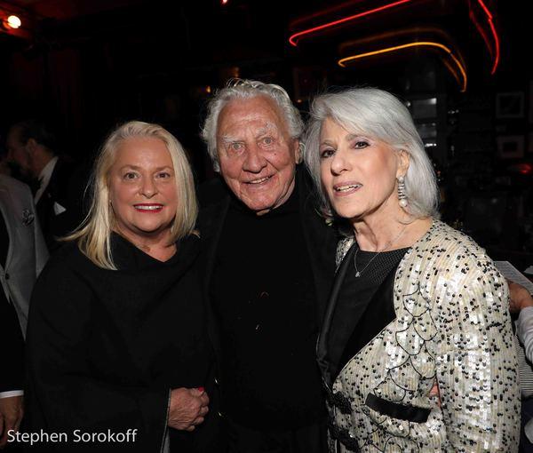 Claire, Joe Sirola, Jamie deRoy Photo