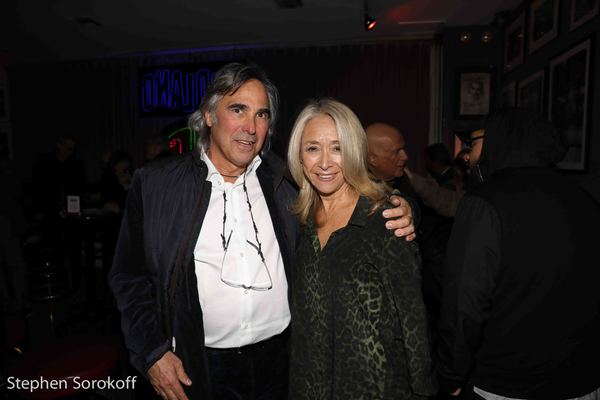 Terry Gruber & Eda Sorokoff
