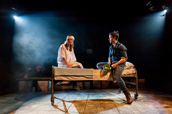 Photo Flash: Southwark Playhouse Presents A LIE OF THE MIND