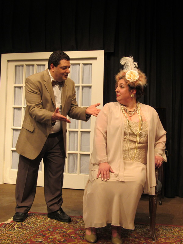 Stephen DeCesare and Diana Blanda