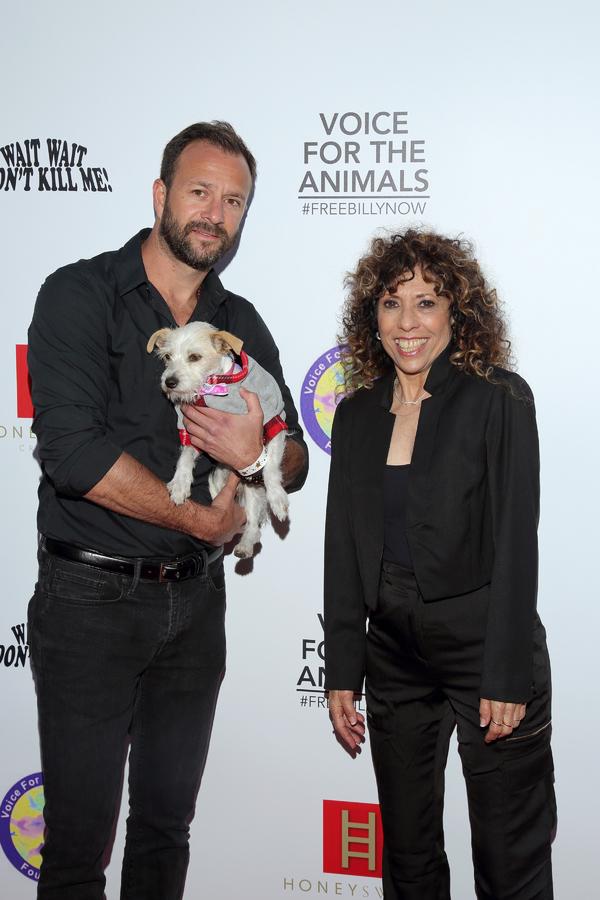 Matt Shapira and  Melya Kaplan Photo