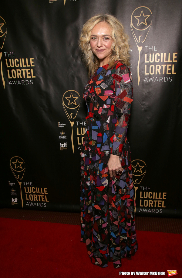 Photo Coverage: On the Red Carpet at the Lucille Lortel Awards