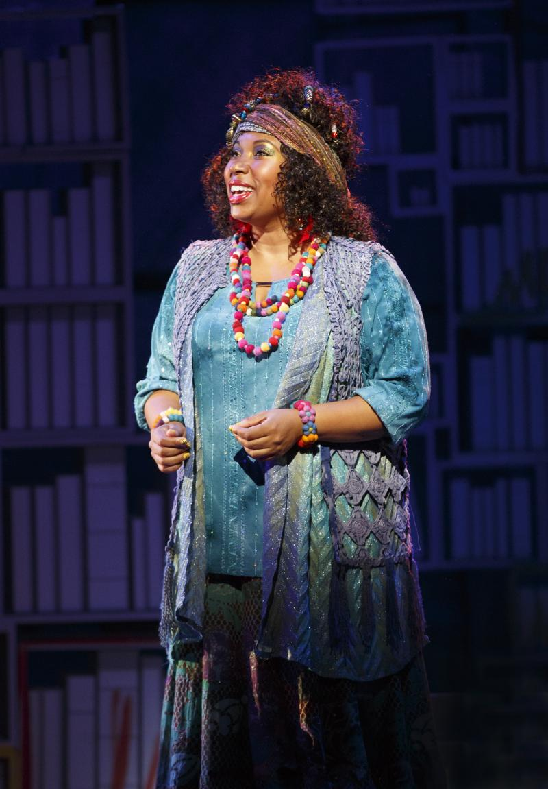 BWW Interview: MATILDA's Keisha T. Fraser Promises a 'Magical,' 'Spell-Binding' Experience at the Dr. Phillip's Center