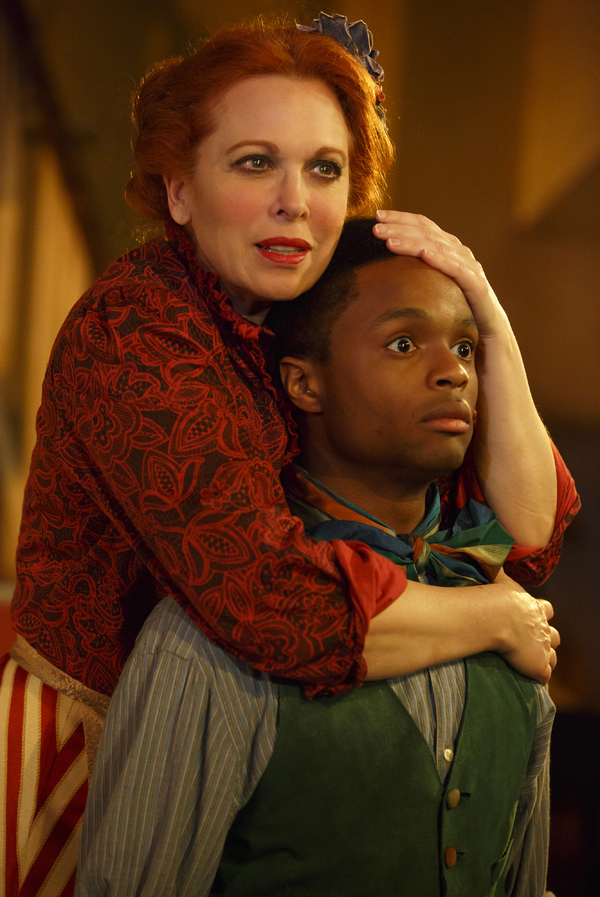 Photo Flash: Norm Lewis and Carolee Carmello Get Deadly in Immersive SWEENEY TODD Off-Broadway