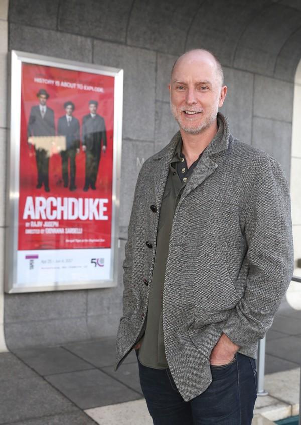 Hugo Armstrong Photo