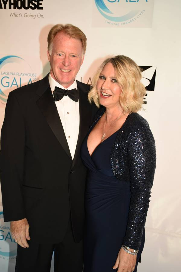 Photo Flash: Laguna Playhouse Annual Gala Raises Record Amount as it Honors Suzanne and James Mellor