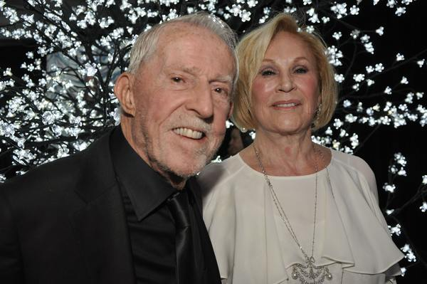 James Mellor and Suzanne Mellor  Photo