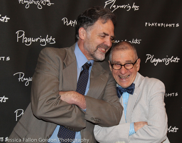 Photo Coverage: Playwright's Horizons Celebrates Scott Frankel, Michael Korie and Doug Wright!