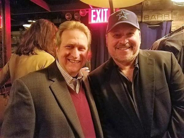 Steve Cuden and Frank Wildhorn Photo