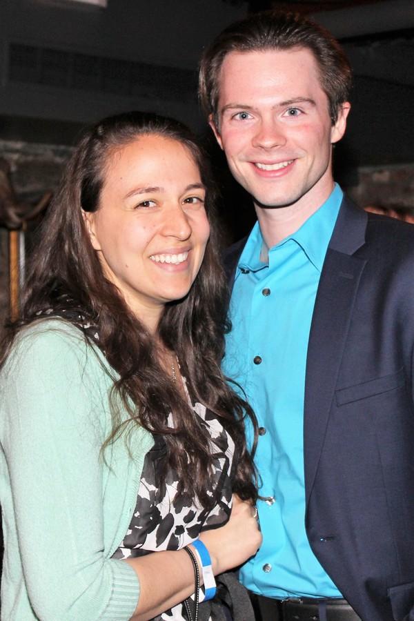 Cara Ruggiero and Chris Robertson Photo