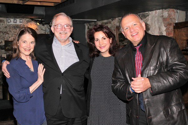 Kathleen Kellaigh, Joel Robertson, Ramona Spinelli and Frank Mastrone