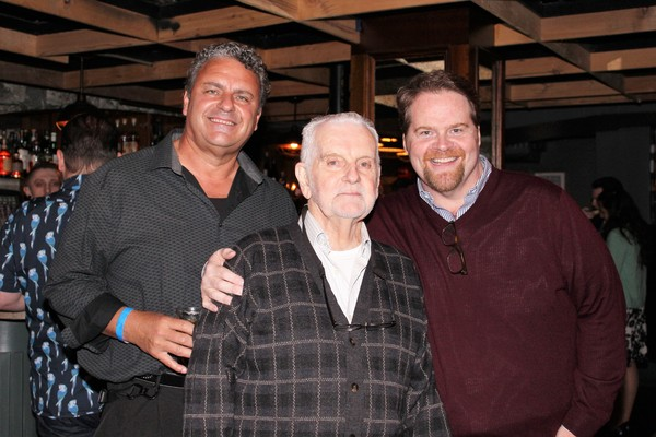 Ray McLeod, Herbert Foster and John Treacy Egan