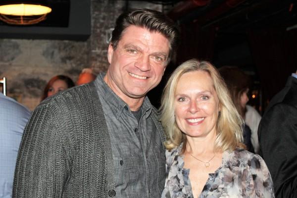 David Koch and Christy Tarr-McVey