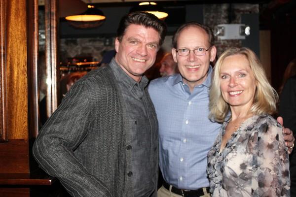 David Koch, J. Mark McVey and Christy Tarr-McVey