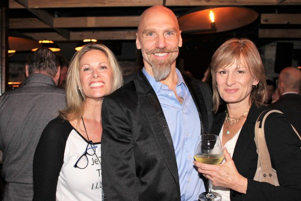 Jodi Stevens, John Schiappa and Corrine Melancon