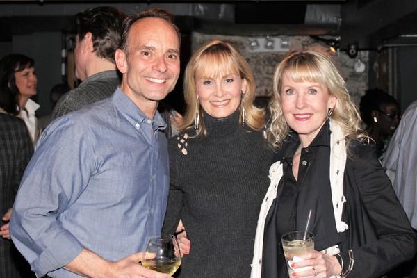 Carmen Yurich, Rebecca Baxter and Patti Wilcox Photo
