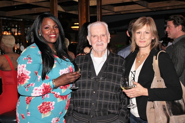 Brandi Massey, Herb Foster and Corrine Melancon Photo