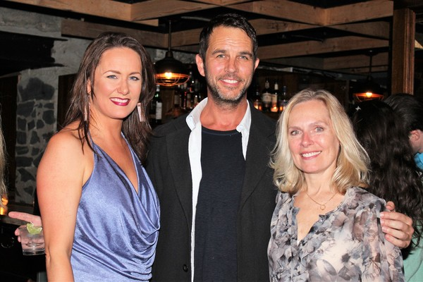 Coleen Sexton, Douglas Ladiner and Christy Tarr-McVey