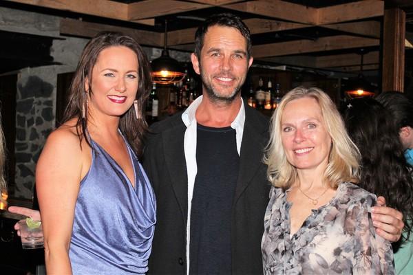 Coleen Sexton, Douglas Ladiner and Christy Tarr-McVey Photo