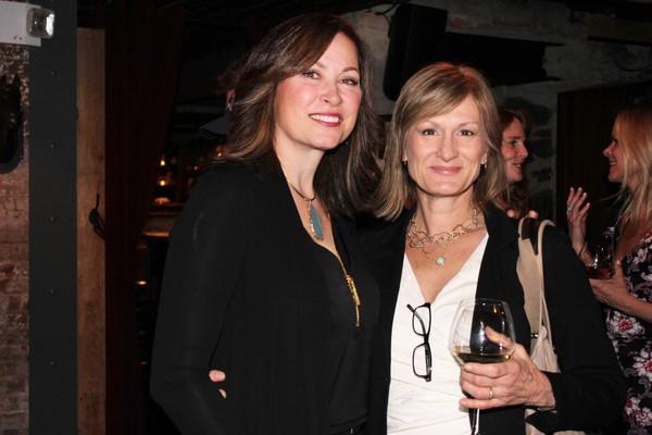 Linda Eder and Corrine Melancon