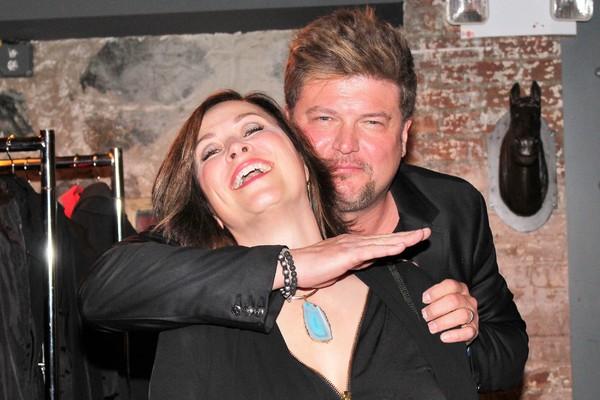 Linda Eder and Rob Evan