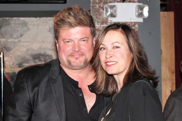 Rob Evan and Linda Eder