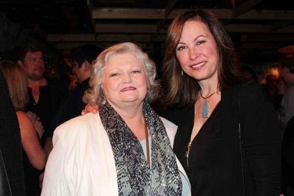 Beth Durham and Linda Eder