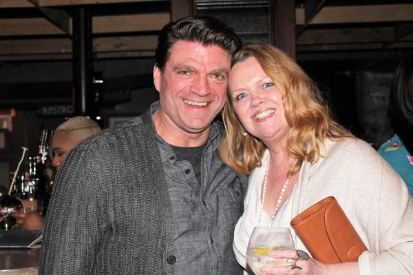 David Koch and Leah Hocking