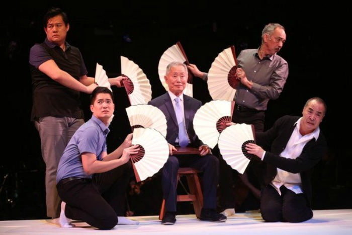 BWW Review: John Doyle Cuts PACIFIC OVERTURES Down To Prelude Size