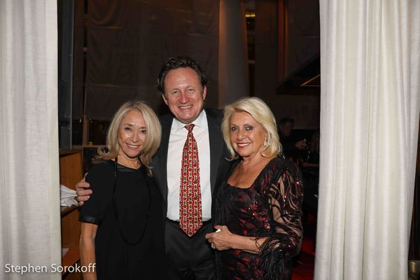 Eda Sorokoff, Dr. James Jackson, Christina Rose